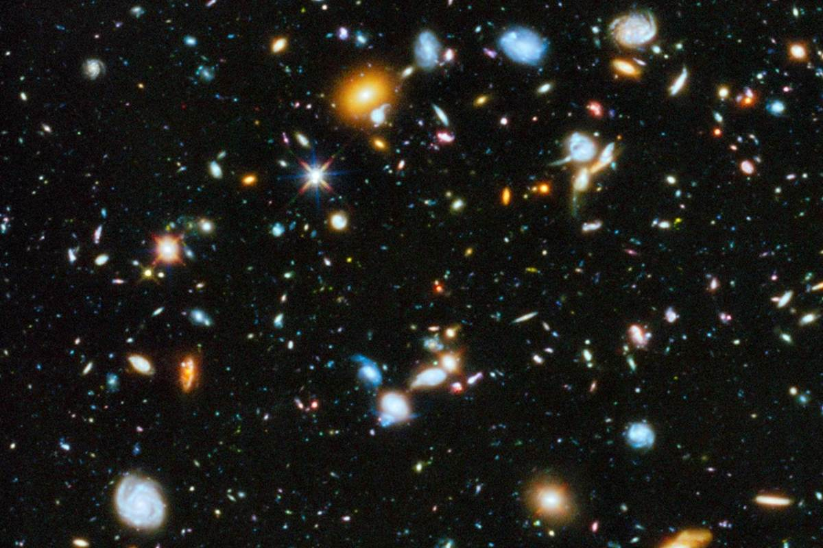 hubble ultra deep field 2017 - photo #5